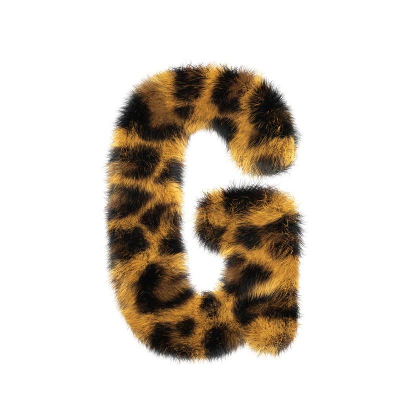 Nomi Lettera G